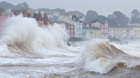 Dawlish in the Storm