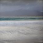 Storm on Luskentyre Beach