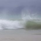 Waves on Luskentyre Beach