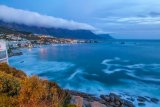 Camps Bay and Twelve Apostles, Cape Town, South Africa