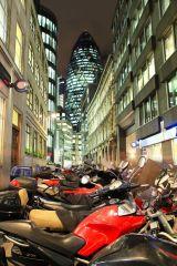 30 St. Mary Axe (Gherkin), The City, London, England