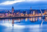 Derry and River Foyle, Derry