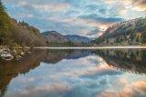 Upper Lake, Glendalough, Wicklow Mountains National Park, Wicklow