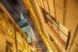 Gamla Stan (Old Town) and Tyska Kyrkan (German Church), Stockholm