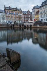 Frederiksholms Canal, Copenhagen, Denmark