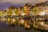 Wilders Canal, Christianshavn, Copenhagen, Denmark