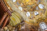 Prunksaal (National Library), Vienna, Austria