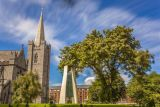 St. Patrick's Cathedral and St. Patrick's Park, Dublin