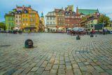 Plac Zamkowy (Castle Square), Warsaw, Poland