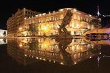 Bahram Fountain, Baku, Azerbaijan