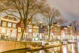 Reguliersgracht, Amsterdam, The Netherlands