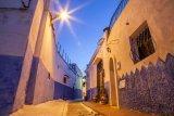 Kasbah des Oudaïas, Rabat, Morocco