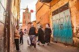 The Medina, Marrakesh, Morocco