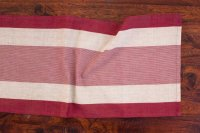 1118264-Hand Woven Cotton Table Runner