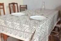 1415248-Hand Block Printed Tablecloth