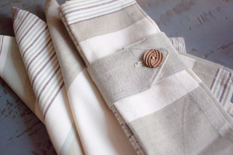 2215361 to 2215264-Hand Woven Cotton Napkins