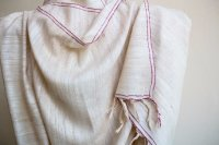 2822324-Eri Silk  Hand  Spun  &  Hand Woven