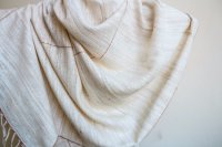 2822325-Eri Silk  Hand  Spun  &  Hand Woven