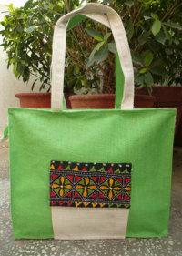 Jute Bag (Embroidery) - 5111644