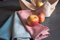 6915241 to 6915244-Hand Woven Cotton Napkins
