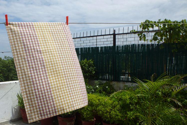 6927430-Hand Woven Cotton Tea Towel