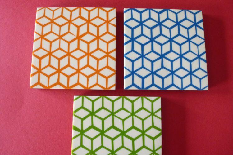 7613422; 423 & 424 - Coasters