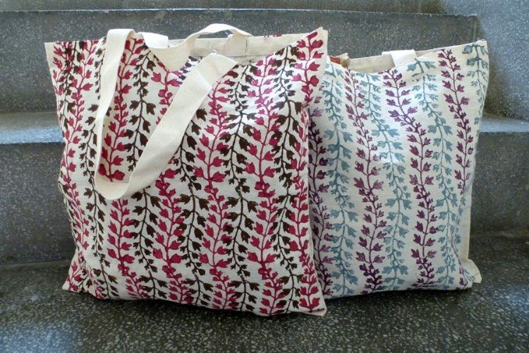 7811735-(Left) 7811744-(Right) Printed Bag
