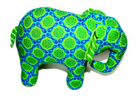 Anu Elephant soft Toy - 1517302