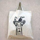 4811638-Cotton, Printed Bag