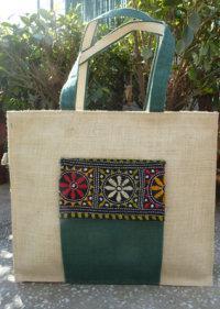 Jute Bag (Embroidery) - 5011643