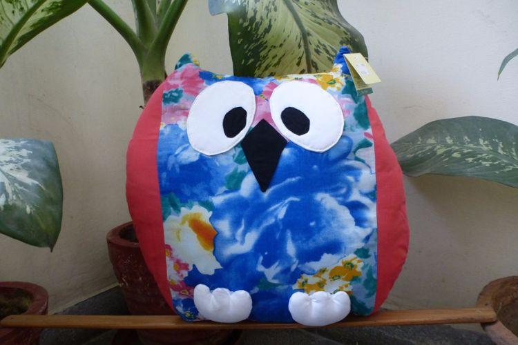 3517346 - Owl Cushion