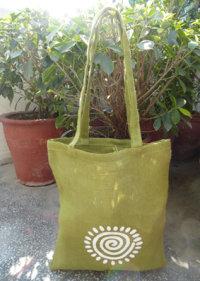 Jute Shoulder bag (Printed) - 1411648