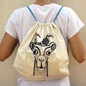 4811634- Printed  Backpack