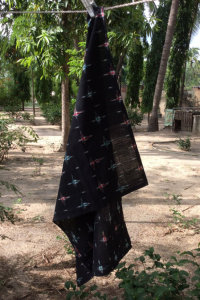 Koyal gudem - Tea Towel - 6427381