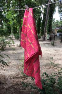 Koyal gudem - Tea Towel - 6427377
