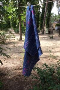 Koyal gudem - Tea Towel - 6427376
