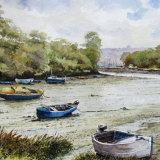 Batson Creek, Salcombe, by Alan Chown
