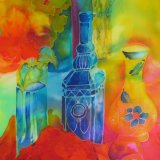 Blue Bottle, by Jan Pursey-Grange
