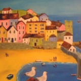 St Ives, by Corinne Cosford