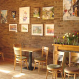 Exhibition at Camphill Cafe