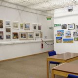 Exhibition at MK Central Library