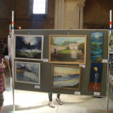 Exhibition at Woburn September 2015
