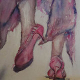Dancing Feet, by Irene Foster