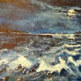Moonlight Seascape, by Su Gibbon