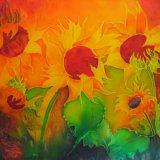 Sunflowers, by Jan Pursey-Grange