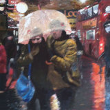 Night Out in Camden, by Mike Bloor