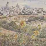 San Gimignano, by Alan Chown
