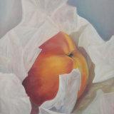 Peach, by Diane Sterne