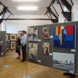 Exhibition at Stony Stratford July 2015