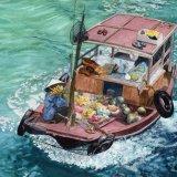 The Fruit Seller, by Jim Coggins